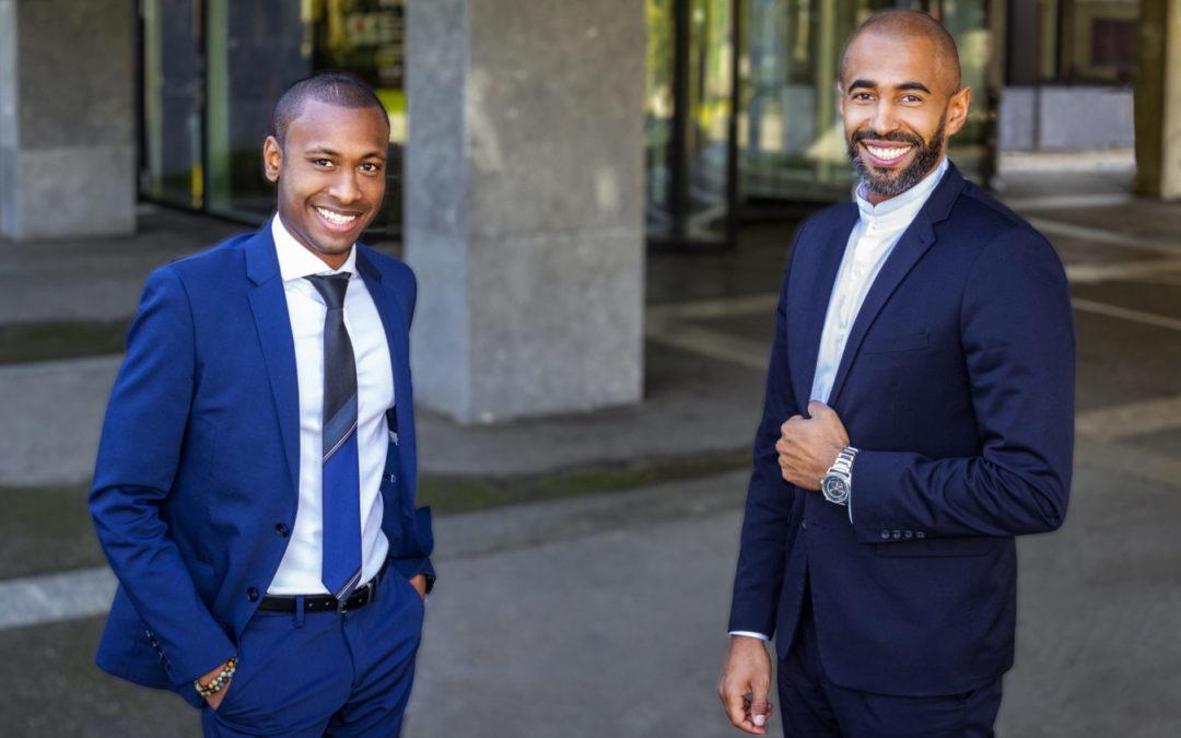 Interview du Monde Economique de Killyam Baruncio et Gérald lukuba